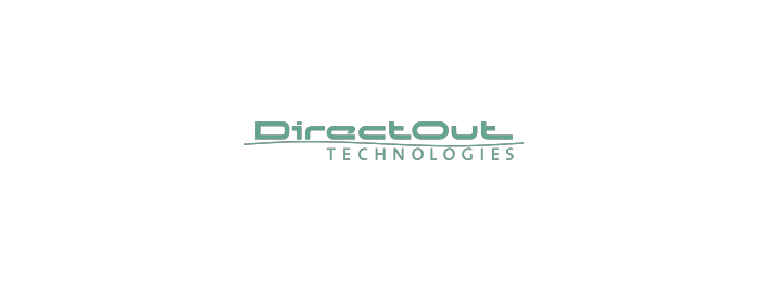 DIRECT OUT –  IP Audio Networking & Bridging Solution for Broadcast & Professional – DANTE / RAVENNA / AES67 / SMPTE  ST2110-30/31