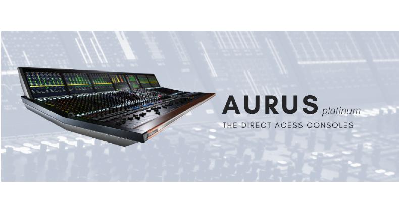 Aurus Platinum – The Direct Access Console
